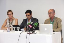 12 Millas presenta un proyecto para la reforma del Club Náutico Ibiza y critica el mal estado de las intalaciones