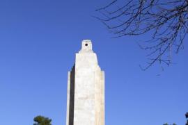 El hundimiento del monumento al Baleares