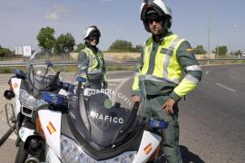 Aumenta un 50 por ciento el número de muertos en las carreteras de Balears