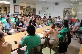 Assemblea de Docents apuesta por negociar la huelga