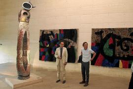 El Ministerio de Cultura entrará en el patronato de la Fundació Pilar i Joan Miró