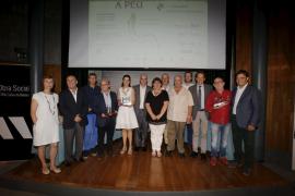 Gala anual de los premios del Grup Güell a la mallorquinidad