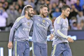 El Real Madrid muestra pegada y vence al Manchester City