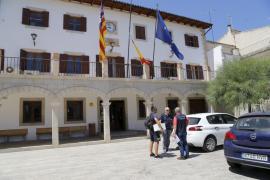 Dos imputados tras los registros efectuados en Sant Llorenç en el marco de la operación Pokemon