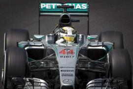Hamilton logra en Hungría su quinta 'pole' consecutiva