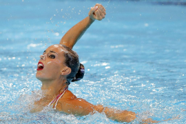 Ona Carbonell, plata en la prueba de solo técnico del mundial de Kazán