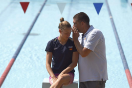 Mireia Belmonte anuncia que no nadará en Kazán