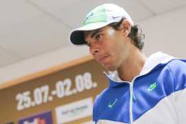 Nadal entrará en acción en Hamburgo en el dobles con Munar ante Fognini y Bolelli