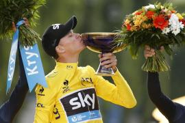 Froome firma su segundo Tour con triunfo de Greipel en París