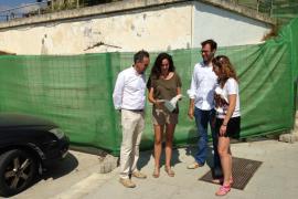 Ports se compromete a buscar soluciones a la degradación de los varaderos de Porto Cristo