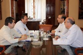 Barceló y Rodríguez tratan aspectos sobre turismo que afectan a Calvià