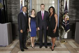 Obama recibirá al rey Felipe el 15 de septiembre en la Casa Blanca