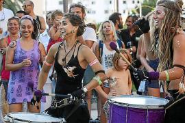 Trío histórico de ases del reggae en el parque Reina Sofía