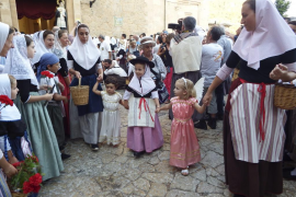 Procesión de la reliquia de la Beata