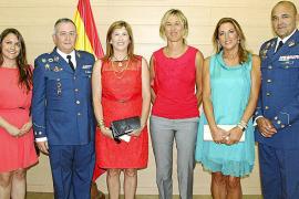 Toma de posesión del nuevo jefe del Sector Aéreo de Balears