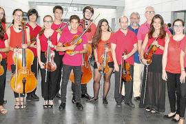 Concierto solidario de MésMúsica a beneficio de Mallorca Sense Fam