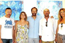 Exposición de Juan Massanet en la Fundación López Fuseya