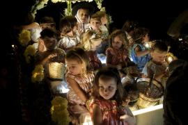 Gran desfile de la Beateta de Valldemossa
