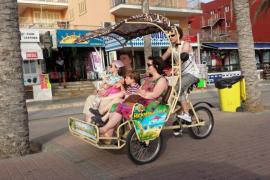 Cort regula los triciclos turísticos