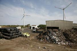 El Consell de Menorca gastó 720.194 euros en trasladar residuos a Mallorca