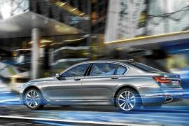 El nuevo BMW Serie 7 PHEV con tecnología BMW eDrive