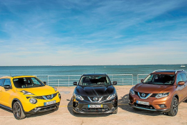 Nissan consigue ser  la marca asiática más vendida en Europa