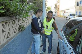 La Guardia Civil esclarece los dos asaltos de los últimos días en Cala Millor