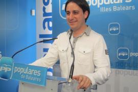 Andrés Ferrer, secretario general y símbolo del poder rodriguista