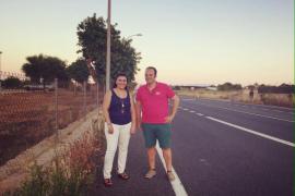 El PI de Santanyí pide habilitar accesos para peatones y ciclistas en el polígono