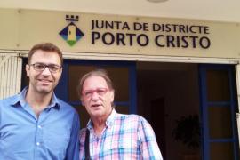 Josep Barrull, nuevo representante personal del alcalde de Manacor en Porto Cristo