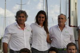 Marga Crespí participará en la Copa del Rey a bordo del 'Pinyol Vermell'