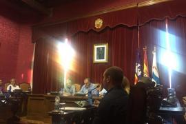 El rector de la parroquia de Llucmajor quita hierro a la polémica por la retirada del crucifijo de la sala de plenos