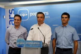 Andreu Ferrer es el nuevo secretario general del PP Balear y Antoni Mulet el vicesecretario
