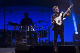 Alejandro Sanz inicia su gira 'Sirope' que recalará en Palma el 12 de agosto