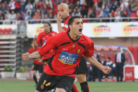 El ex mallorquinista Dani Güiza ficha por el Cádiz CF