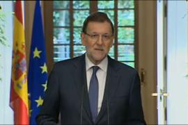 Rajoy: «El déficit hay que cumplirlo»