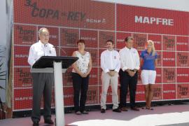La Copa del Rey bate todos sus registros con 140 barcos de 23 países