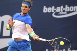 Nadal vence a Cuevas y se mete en semifinales de Hamburgo