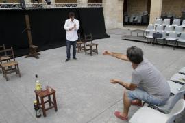La obra 'El botxí' revive la última ejecución por garrote vil en Mallorca