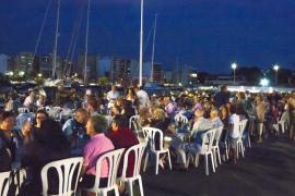 El Club Nàutic S'Arenal recauda más de 6.000 euros en una noche solidaria