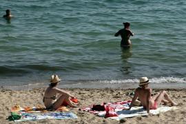 Mallorca estará este lunes en alerta amarilla por altas temperaturas