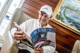 Jacinto Rodríguez, «resucitado» y con ganas de regata en la Copa del Rey