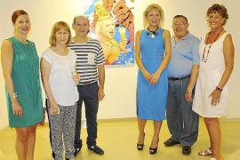 Viaje por los continentes en Galería Vanrell