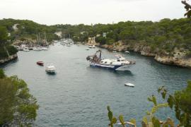 Cala Figuera celebra su procesión marítima