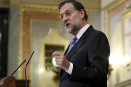 Rajoy pide que se convoquen elecciones y Zapatero le reta a que presente una moción de censura
