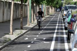 Los barrios de Son Oliva, Son Fortesa y Arxiduc estarán conectados por el carril bici