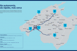 Endesa lanza una red de puntos de carga rápida para vehículos eléctricos
