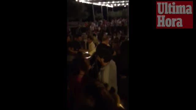 Cacerolada contra el Ajuntament de Santa Margalida por «la mala organización» de las fiestas de Son Serra