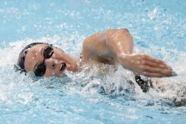 Melani Costa, eliminada en los 200 libre