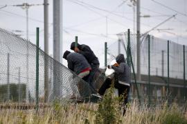Otros 600 inmigrantes han intentado cruzar el canal de la Mancha